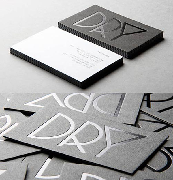Top 30 inspirational business cards onlineprintingcom for Brilliant business cards